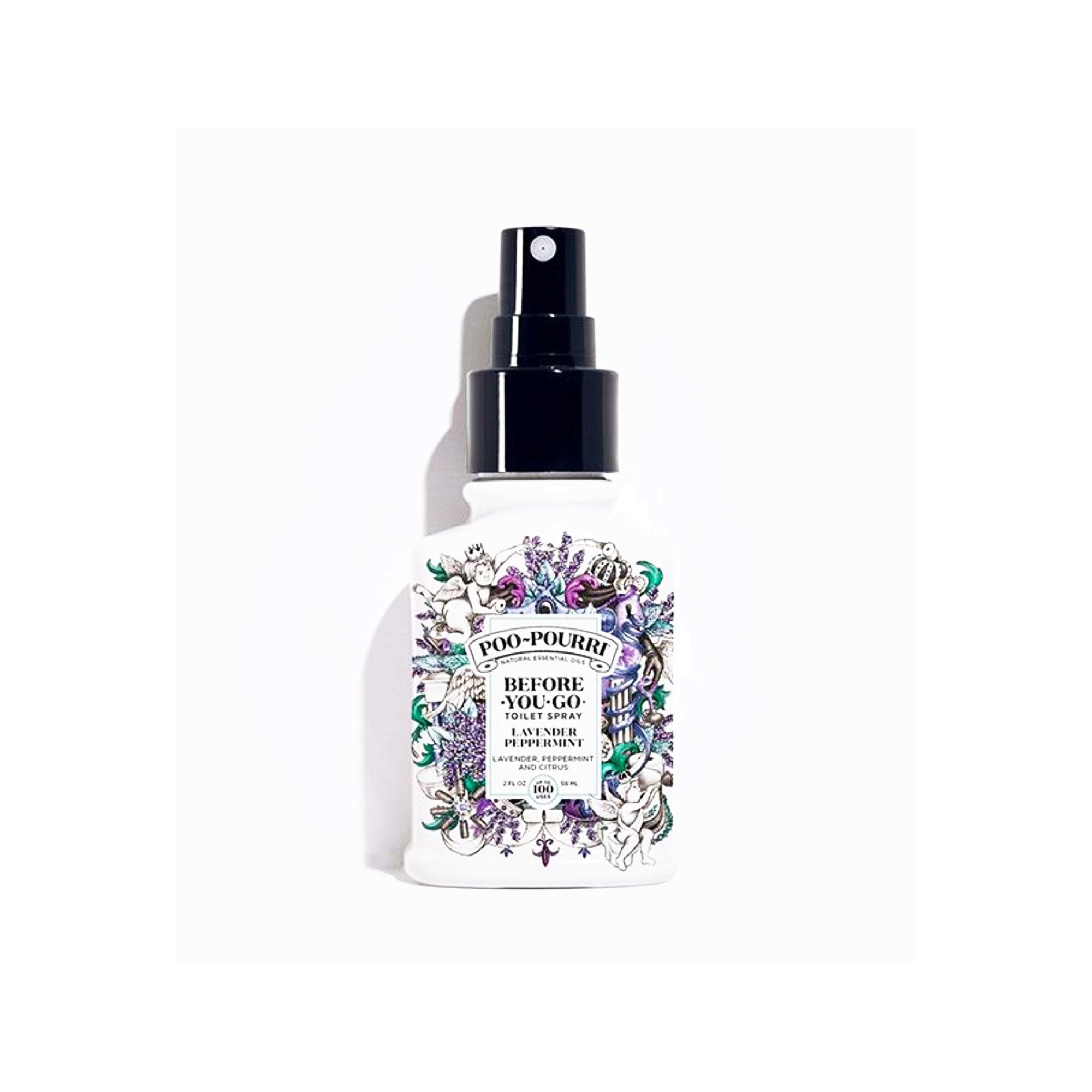 Lavender Peppermint Before-You-Go® Toilet Spray
