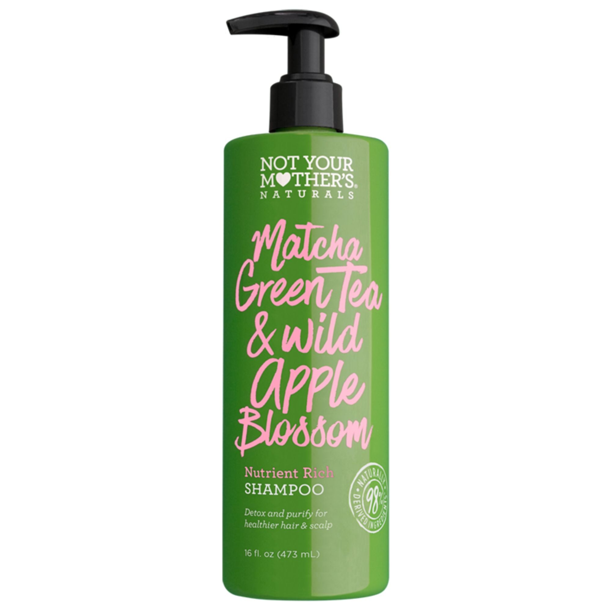 Apple & Matcha Green Tea Nutrient Rich Shampoo