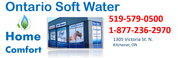 Ontario Soft Water Kitchener Waterloo