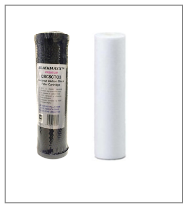 PENTAIR GRO 50 Reverse Osmosis Replacement Filter Set Yearly
