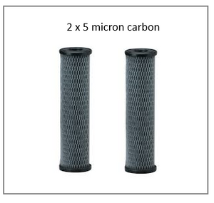 Ceramic System Replacement Filter Set Yearly