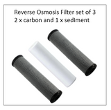 PENTAIR GRO 75 Reverse Osmosis Replacement Filter Set Yearly