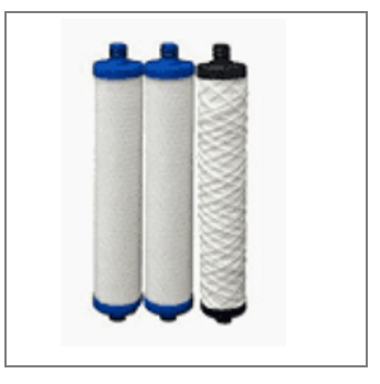 Hydrotech, Novatech, Filter Replacement Set
