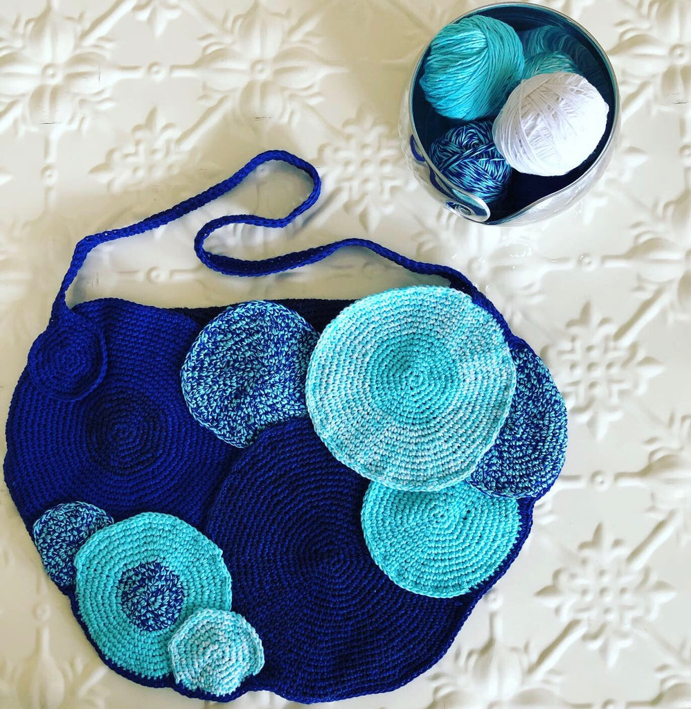 Sea Circles Bag
