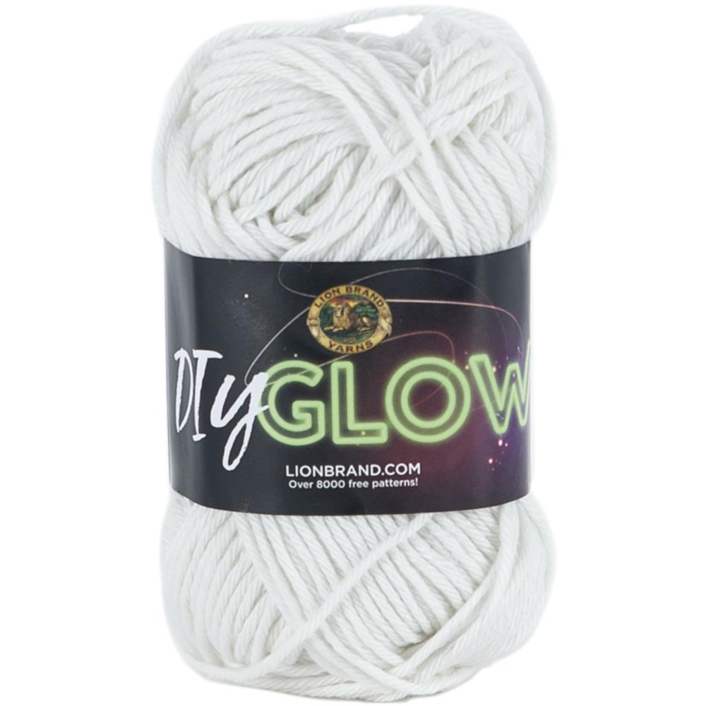 Lion Brand DIY Glow Yarn