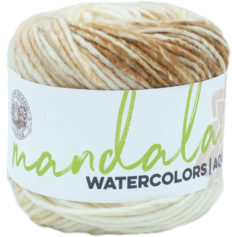Lion Brand Mandala Watercolours Yarn