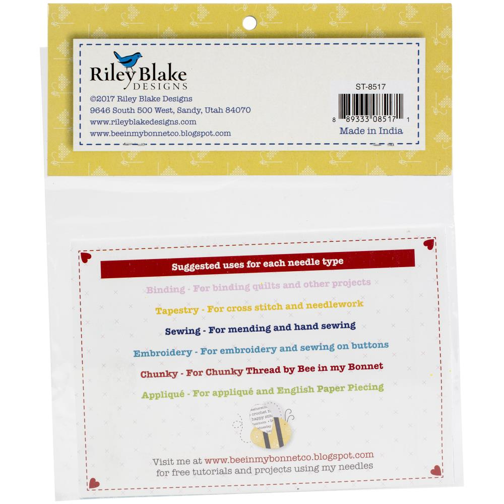 Riley Blake Nifty Needles Assortment 70/Pkg