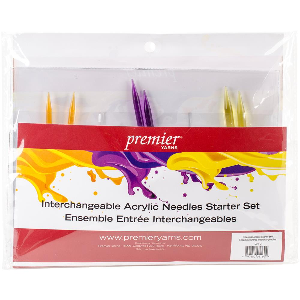 Premier Interchangeable Starter Knitting Set