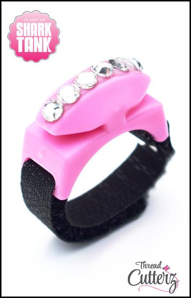 Thread Cutterz Rings - Standard & Bedazzled!