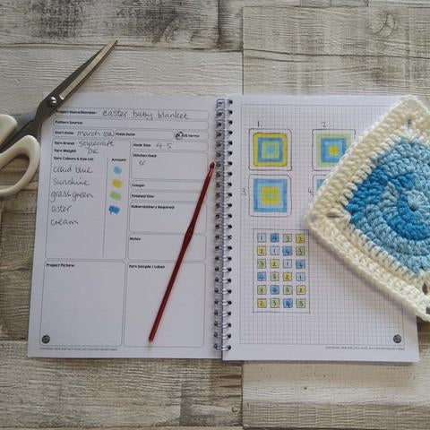 My Crochet Project Bible