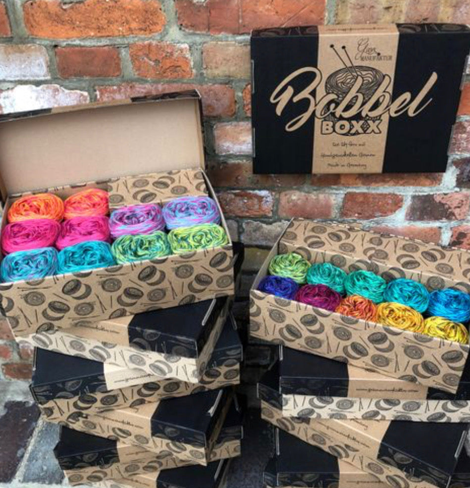 Lola Bobbel Boxx 10 x 50g Special Orders