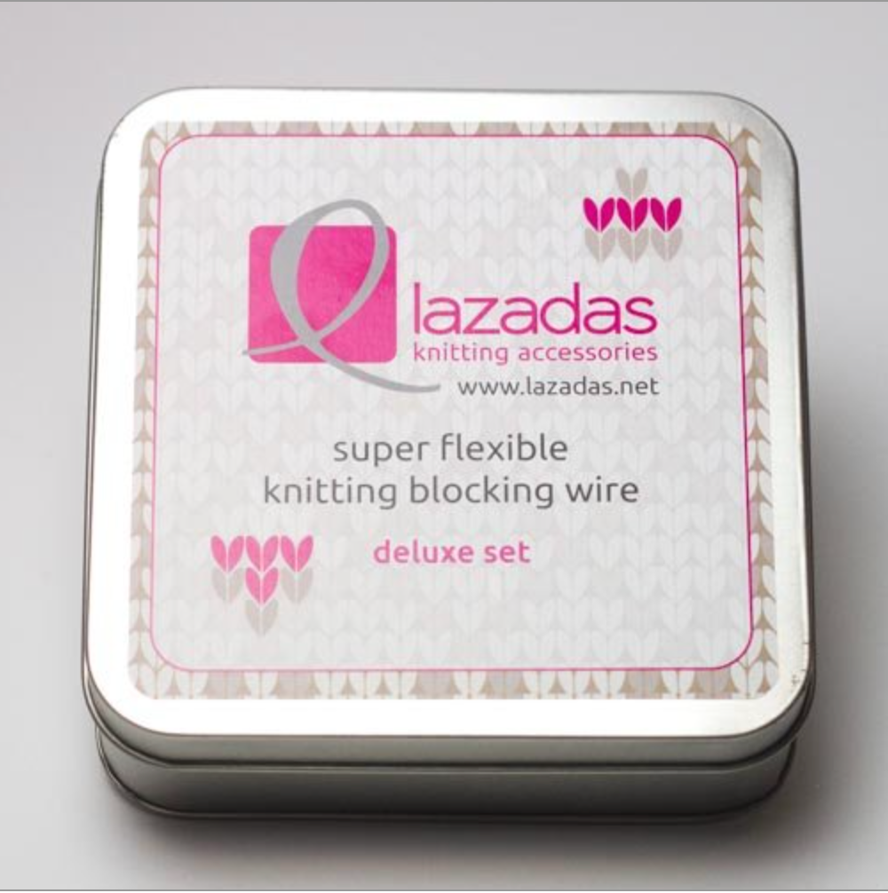 Deluxe Super Flexible blocking wire set.