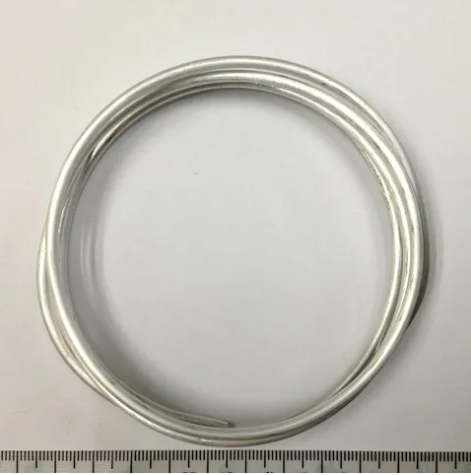 Arbee 3mm Armature Wire Silver 1m