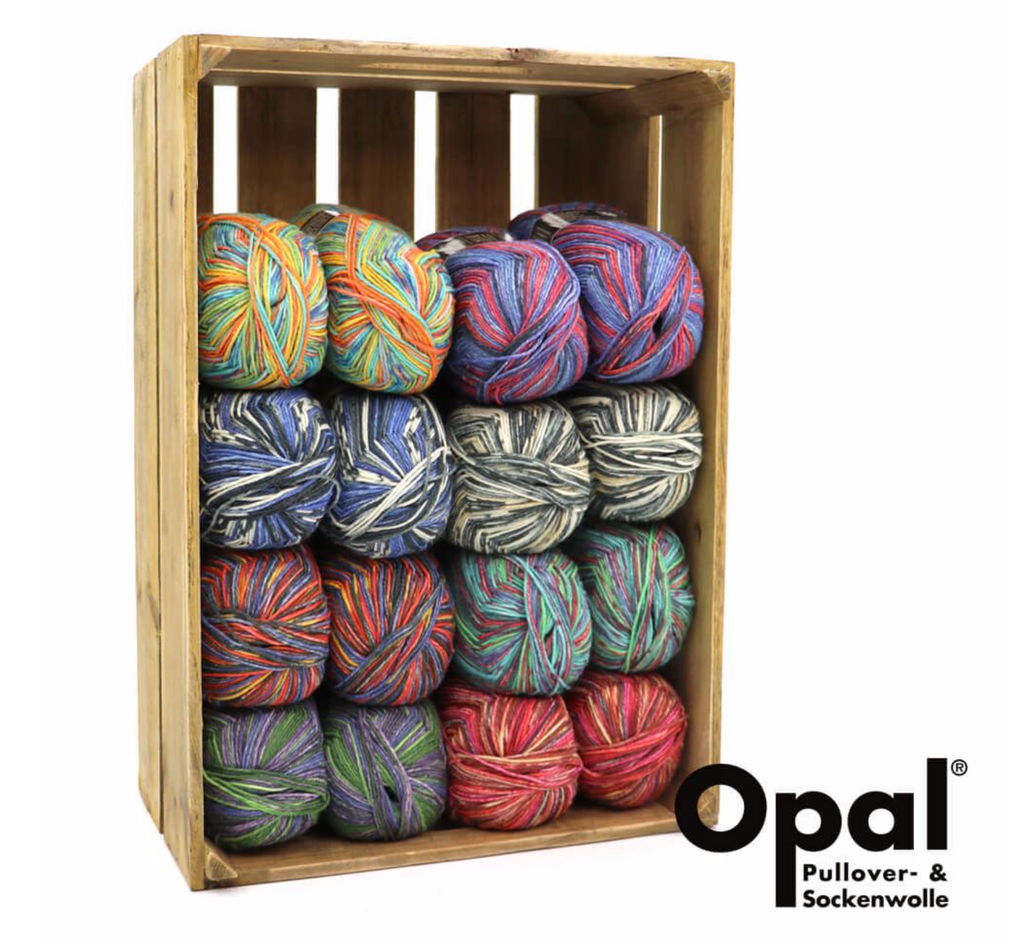 Opal 6 ply Sock Yarn