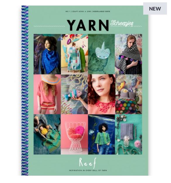 Scheepjes Yarn Bookazine 7 - Reef