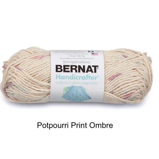 Handicrafter cotton yarn - Ombre