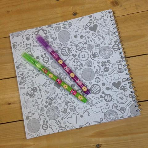 Yarn Lovers Notebook