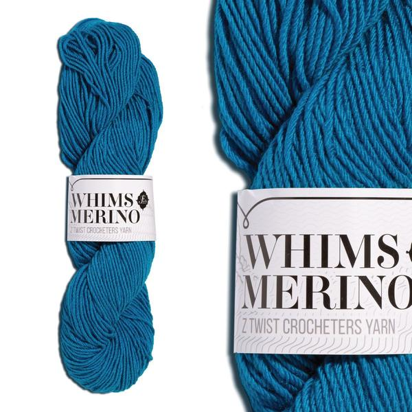 Whims Merino Crochet Yarn