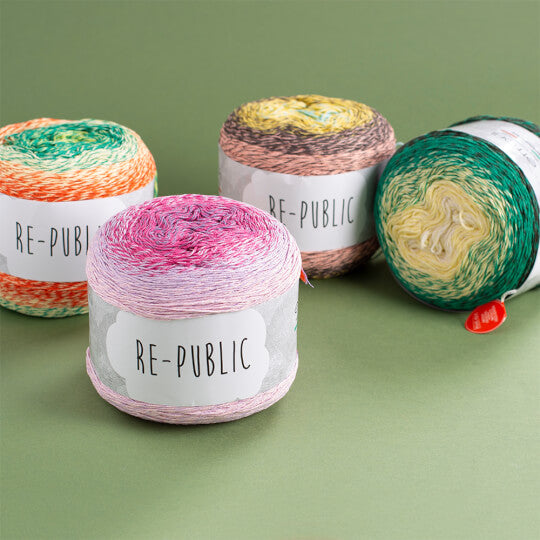 Etrofil Re-Public Yarn
