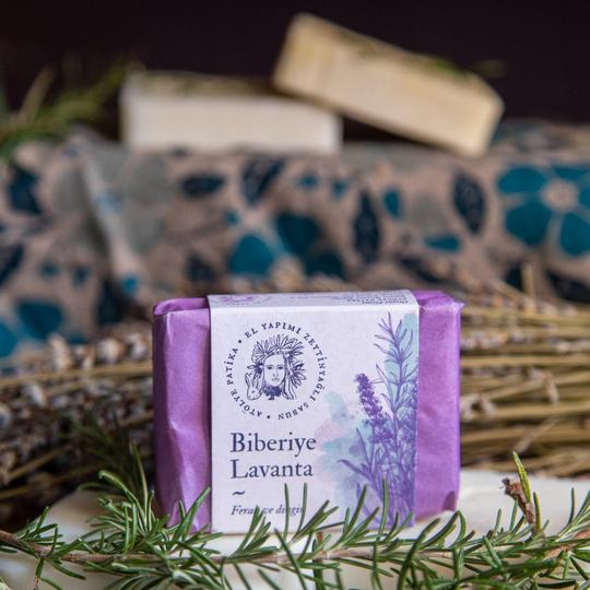 Rosemary and Lavender Soap