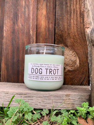 Dog Trot Soy Candle
