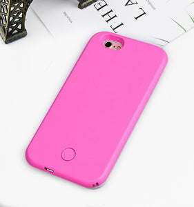 Selfie Light Up Glowing Case