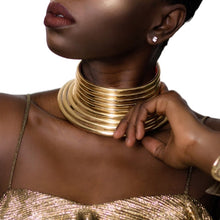 Load image into Gallery viewer, African Goddess Choker