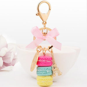 French pastries Key charm