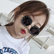 Load image into Gallery viewer, Kids Luxury Vintage Children Sunglasses - Kazzi Boutique
