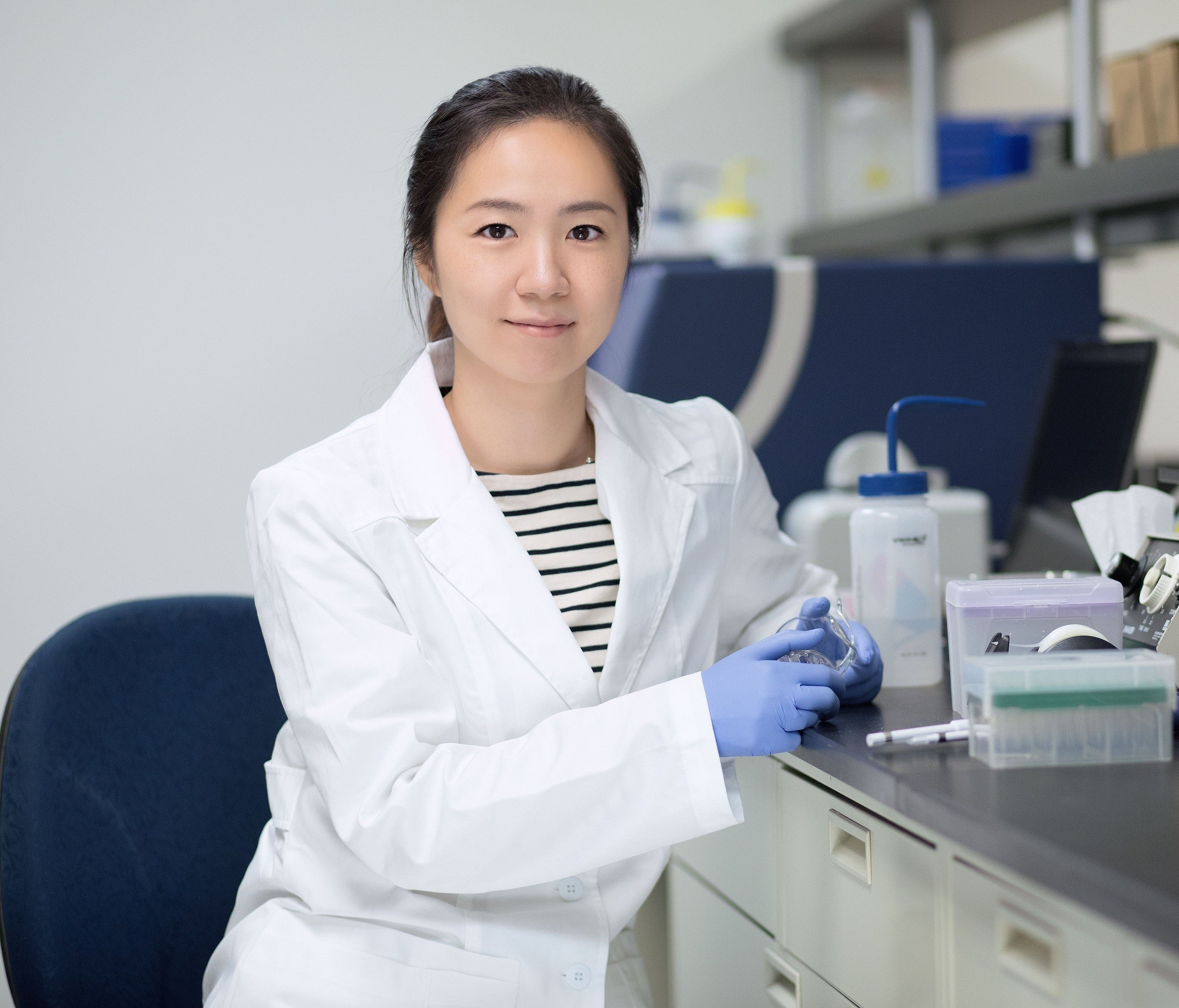Dr Chenyue Xing