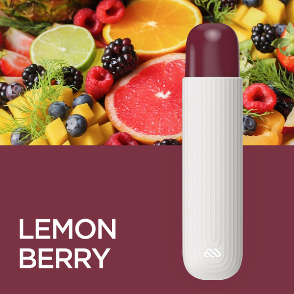 Lemon Berry - Myst G1 Disposable E-cigarette