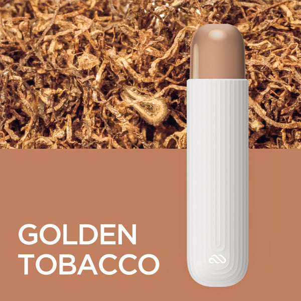 Golden Tobacco - Myst G1 Disposable E-cigarette