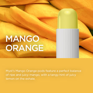 Mango Orange - Myst G1 Disposable E-cigarette