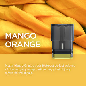 Mango Orange - Myst P1 Pods