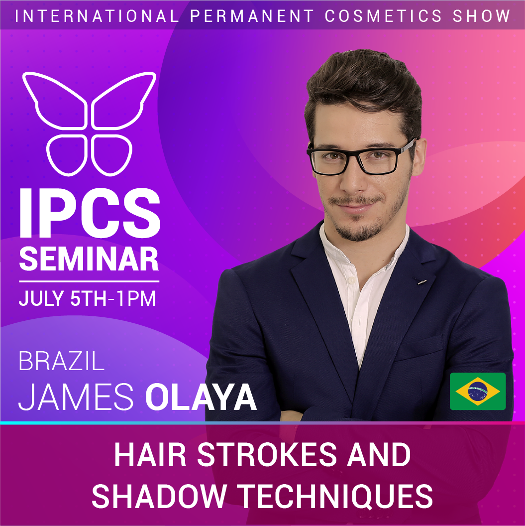 JAMES OLAYA - Hair Strokes and Shadow Techniques