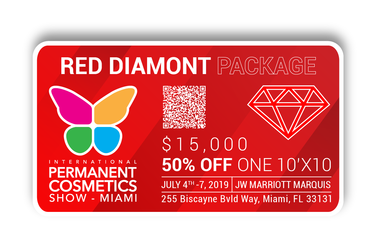 Red Diamond Package Sponsorship