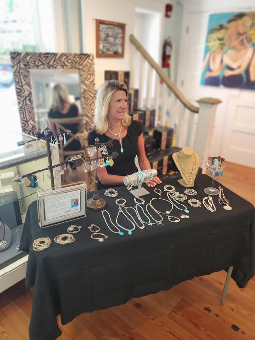 Sally Rocks Trunk Show