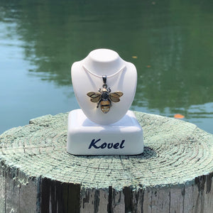 Fancy Bee Pendant