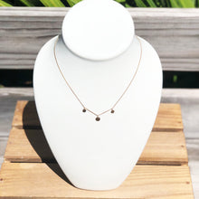 Load image into Gallery viewer, Three Charm Necklace