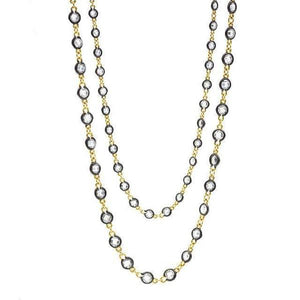 Signature Radiance Wrap Necklace 36""