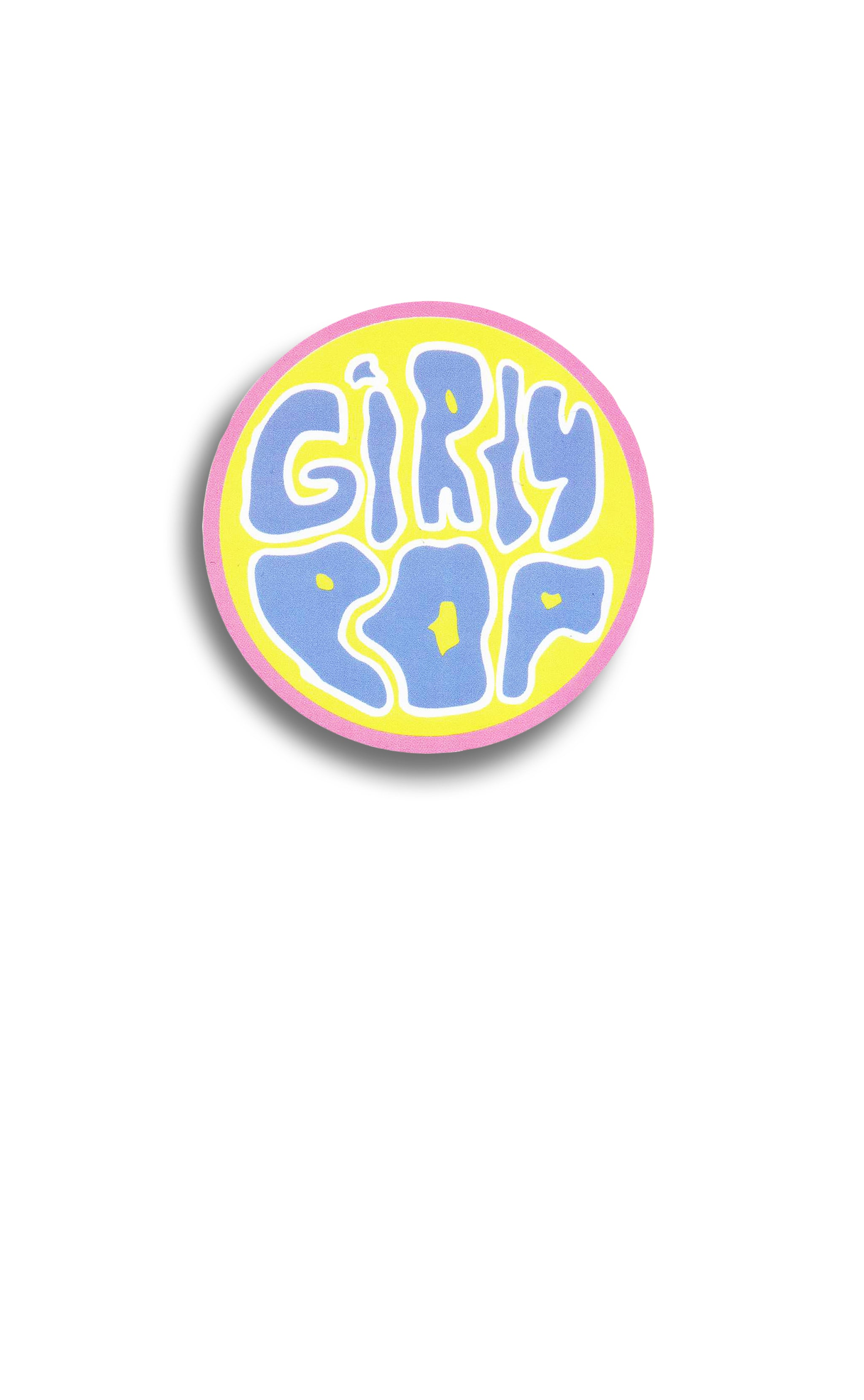 Girly Pix Sticker