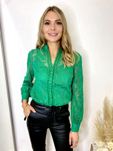 Vintage Bloom Skirt