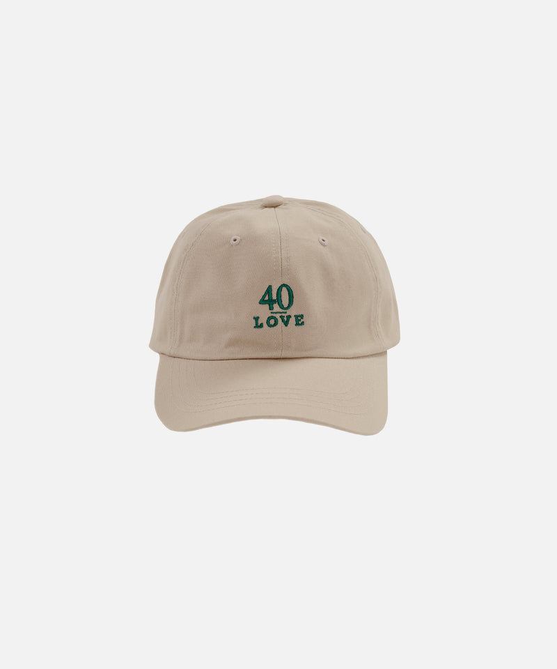 40 Love Dad Hat