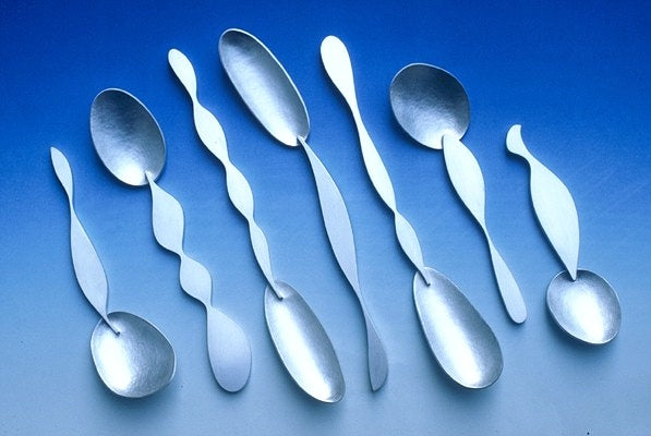 silver spoons by diana greenwood