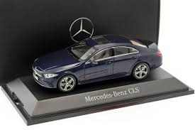 MODELO A ESCALA MERCEDES BENZ CLS COUPE - SCALE MODEL MERCEDES BENZ CLS COUPE