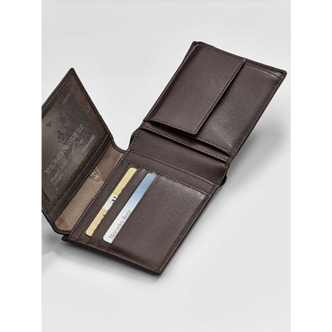 CARTERA BILLETERA PARA HOMBRES MERCEDES BENZ - WALLET FOR MEN MERCEDES BENZ