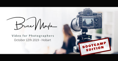 Video for Photographers [Bootcamp Edition]