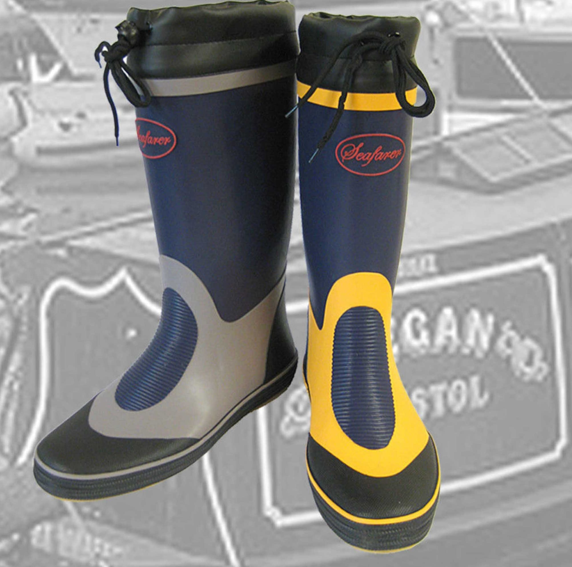 SEAFARER SAILING - WELLY - BOOTS