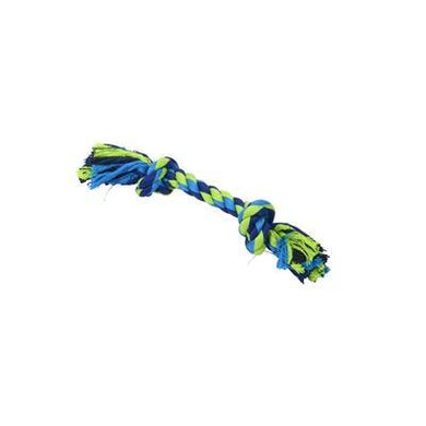 BUSTER Dental Rope 2-Knot Dog Toy - KP Pet Supply