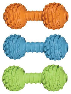 JW® Chompion® Rubber Dog Chew Toy - KP Pet Supply